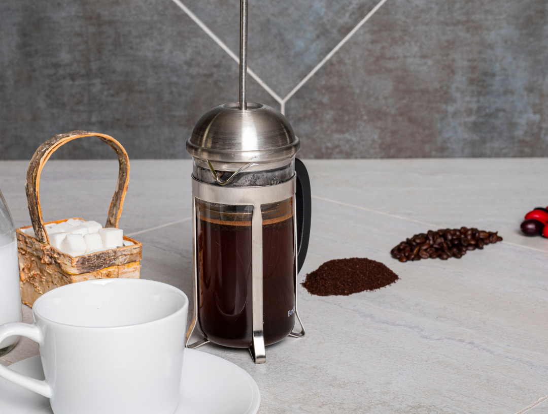 How to Use a French Press for Coffee